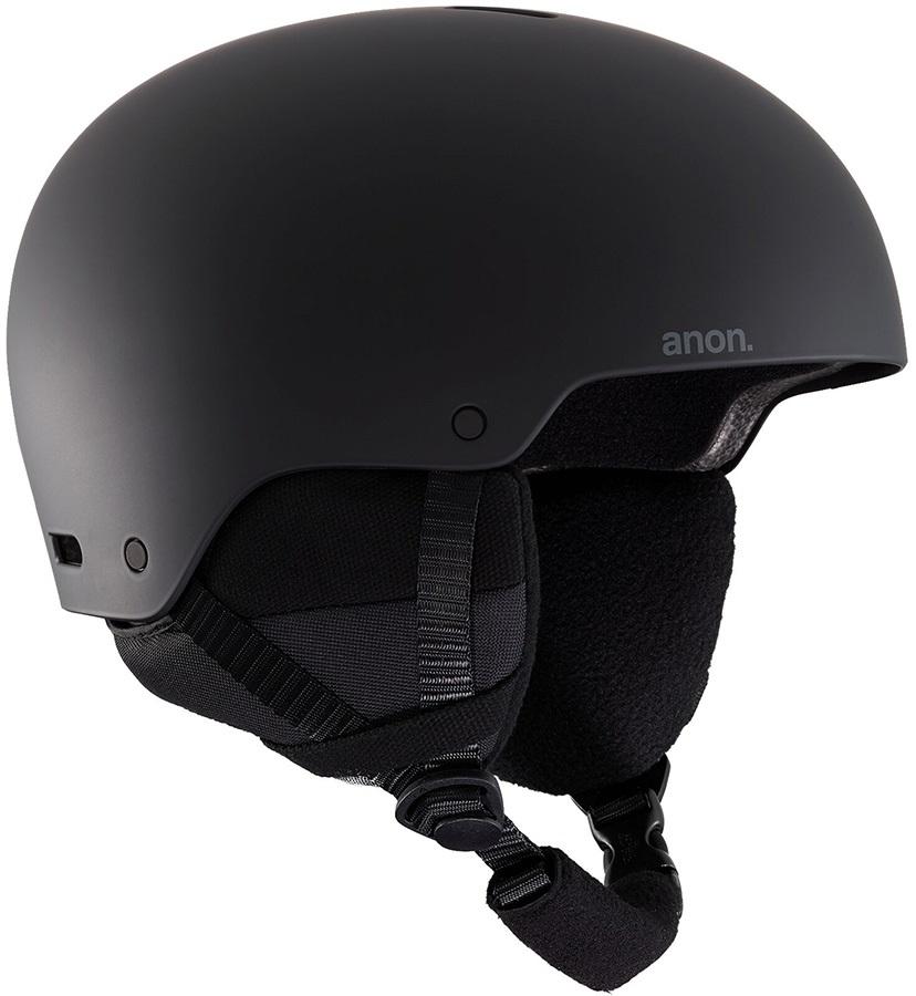 Anon Raider 3 Ski/Snowboard Helmet, L Black