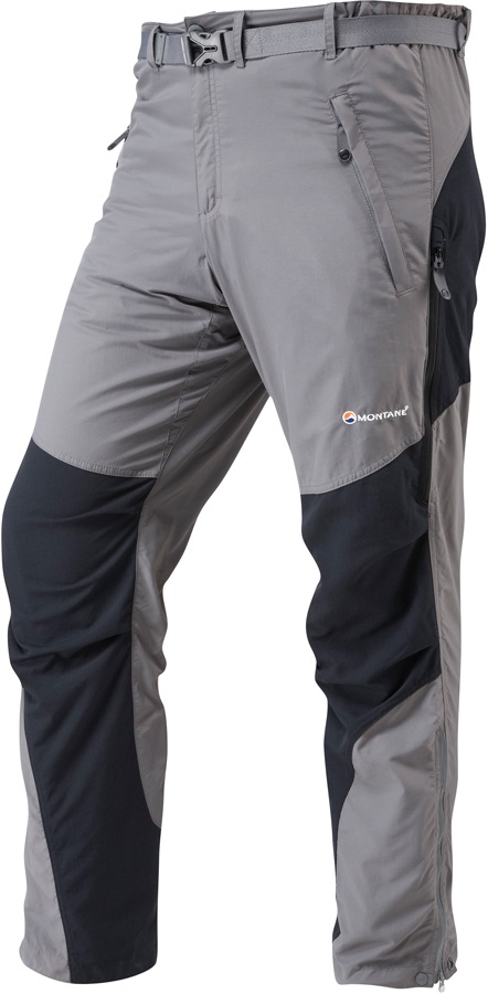 Montane Terra Pants 4 Season Hiking/Walking Trousers, M Graphite