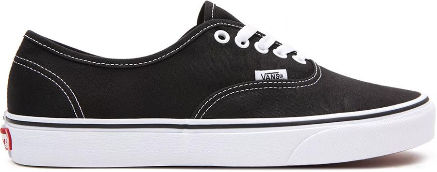 Vans Authentic Skate Shoe, UK 4 Black