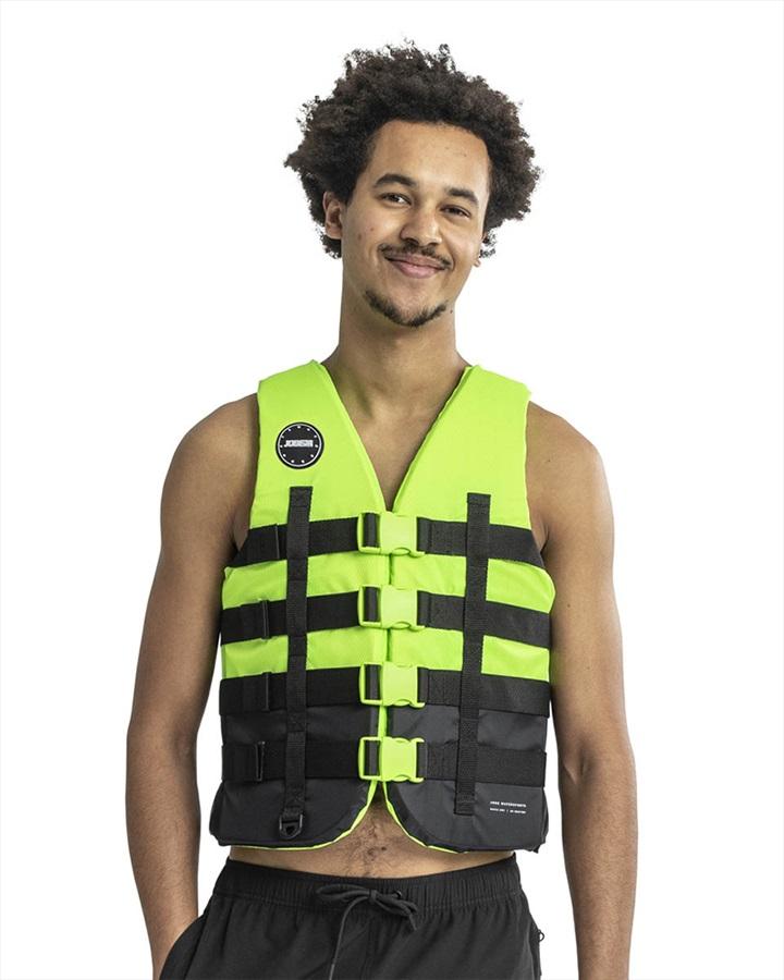 Jobe 4 Buckle Buoyancy Aid, L Lime 2022