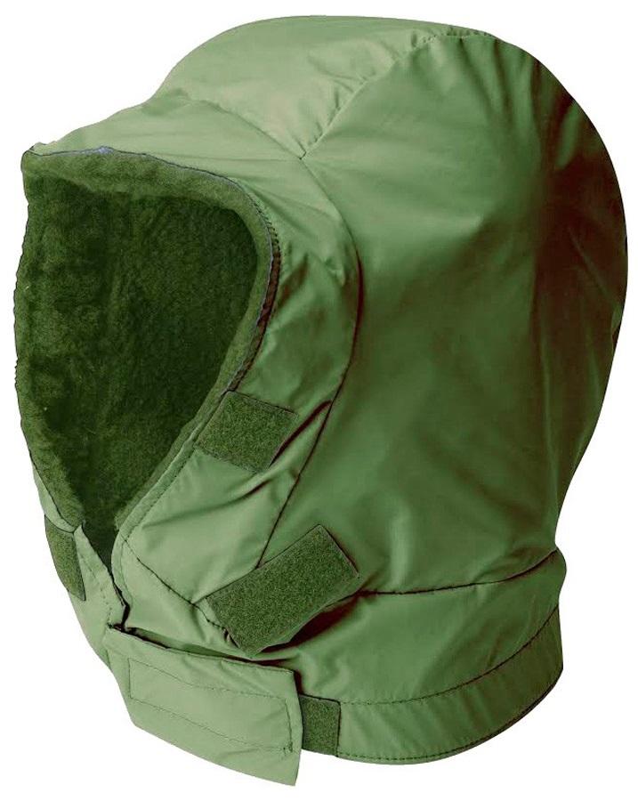 Buffalo DP Hood Shirt and Jacket Accessory M Olive