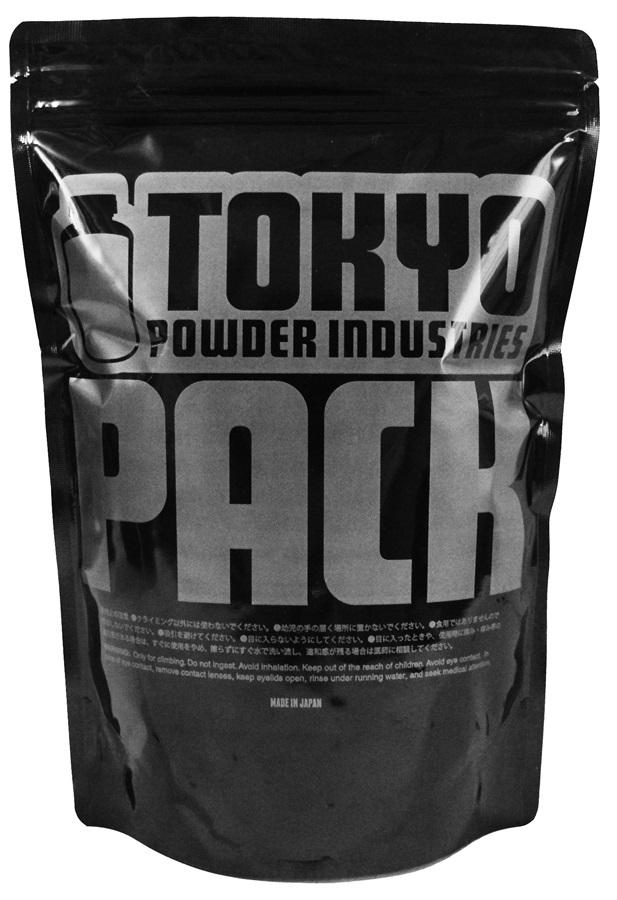 Tokyo Powder Black Fine Rock Climbing Chalk, 135g