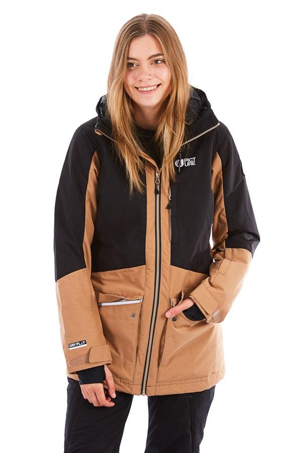 Picture Mineral Women's Ski/Snowboard Jacket, M Black