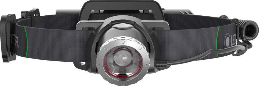 Led Lenser MH10 Headlamp IPX4 Rechargeable Head Torch, 600 Lumens