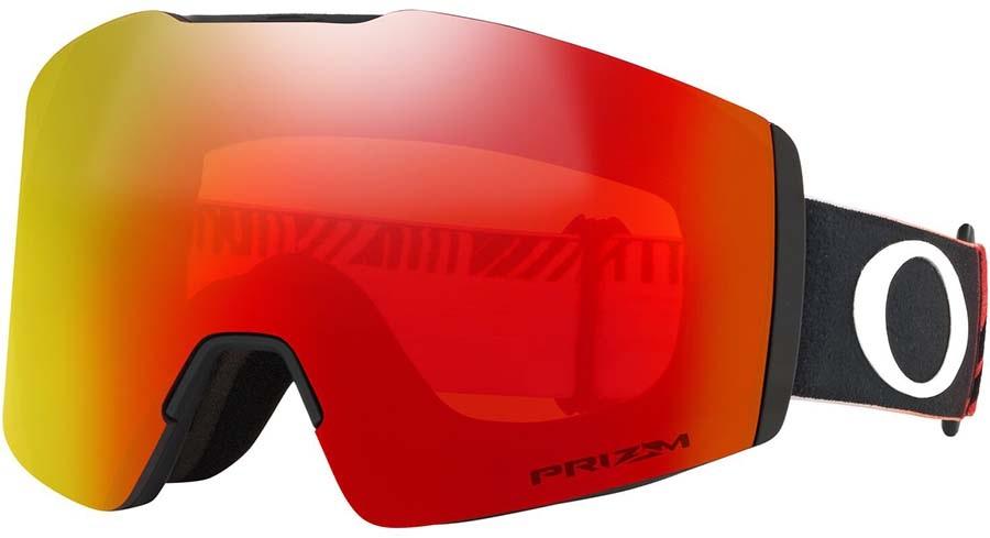 Oakley Fall Line XM Torch Ski/Snowboard Goggles, M Corduroy Fade