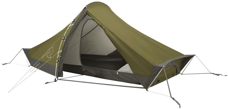 Robens Starlight 2 Lightweight Backpacking Tent, 2 Man Olive