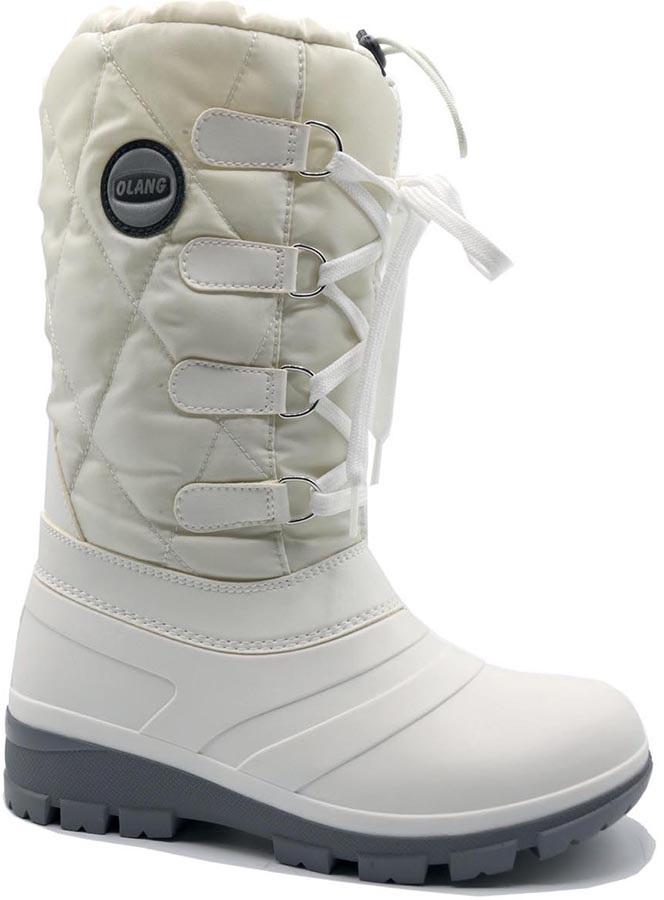 Olang Fantasy Women's Winter Snow Boots UK 4.0/5.0 White