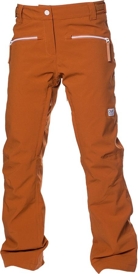 Wearcolour Cork Women's Ski/Snowboard Pants S Adobe CLWR
