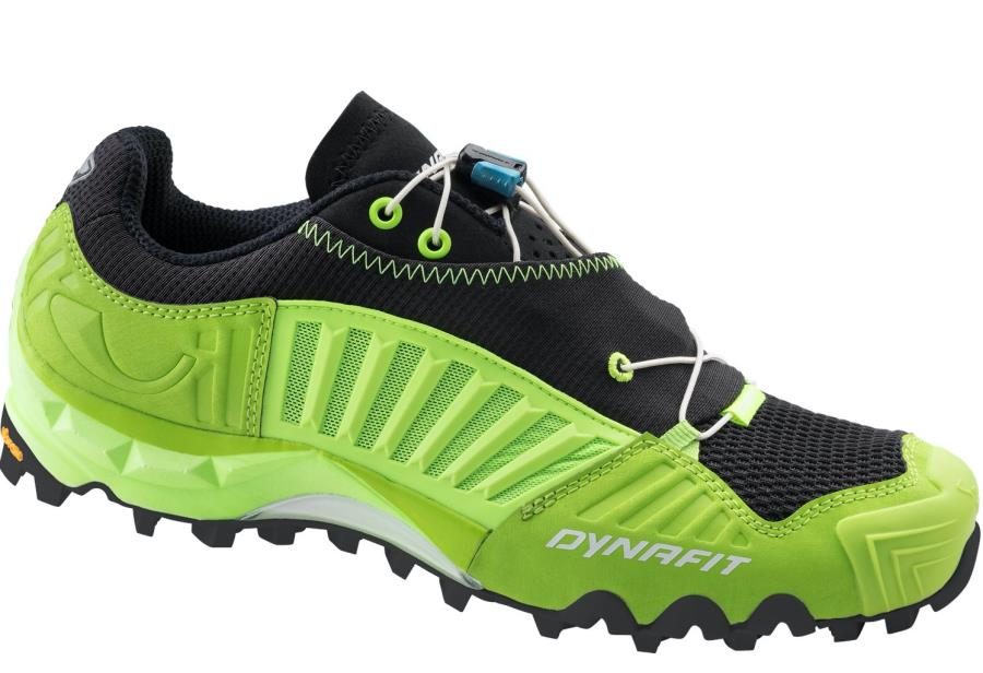 Dynafit Feline SL Men's Trail Running Shoes 9.5 Black/Cactus