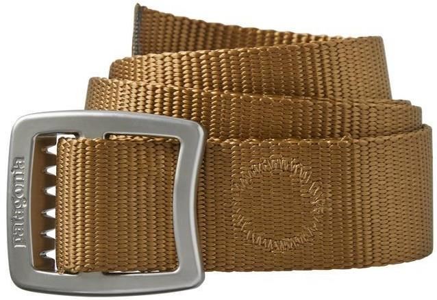 Patagonia Tech Web Adjustable Belt, Cut to Size Mulch Brown
