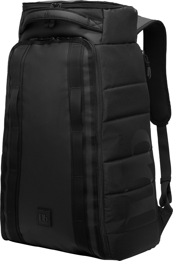 Douchebags The Hugger Ski/Snowboard Backpack 50L Blackout