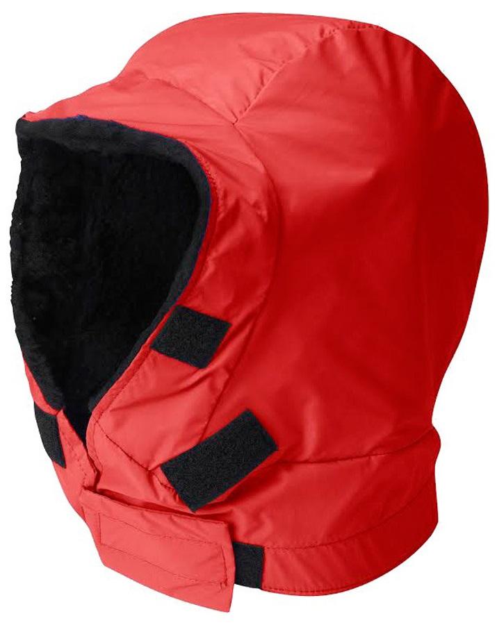 Buffalo DP Hood Shirt and Jacket Accessory L Red