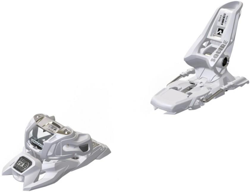 Marker Squire 11 ID Ski Bindings, 90mm White