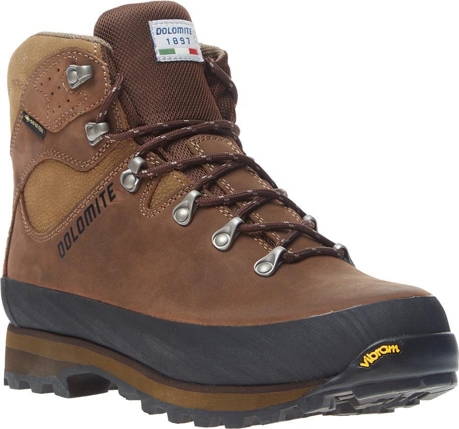 Dolomite Tofana GTX Hiking Boots, UK 8 Dark Brown