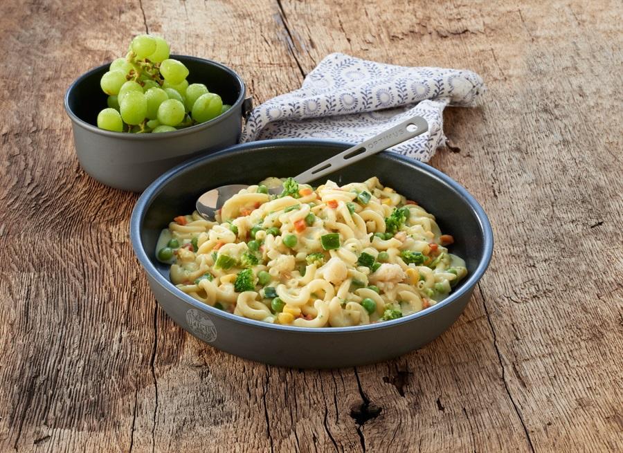 Trek'n Eat Pasta Primavera Camping & Backpacking Food, Single Pouch