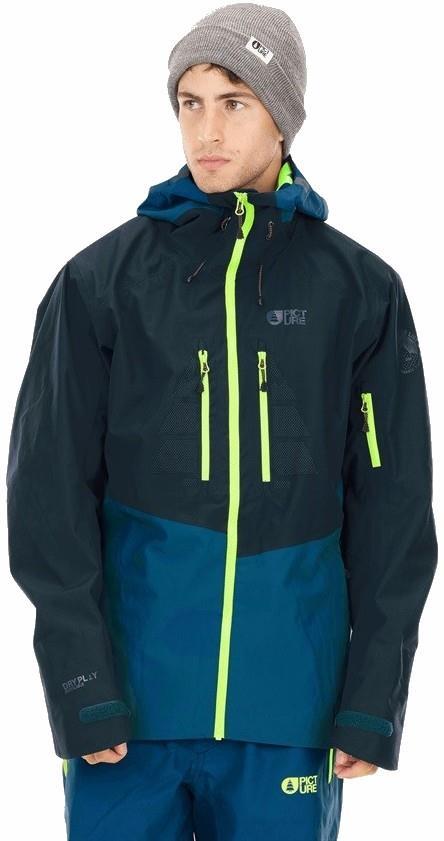 Picture Welcome 3/10 3L Ski/Snowboard Jacket, XL Dark Blue