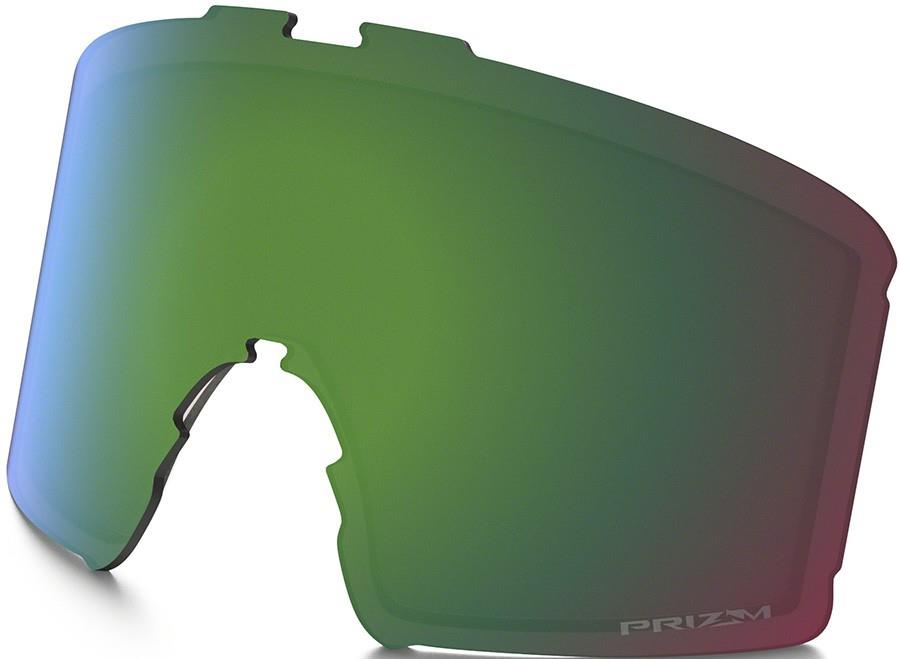Oakley Line Miner XL Snowboard/Ski Goggle Spare Lens, Prizm Jade