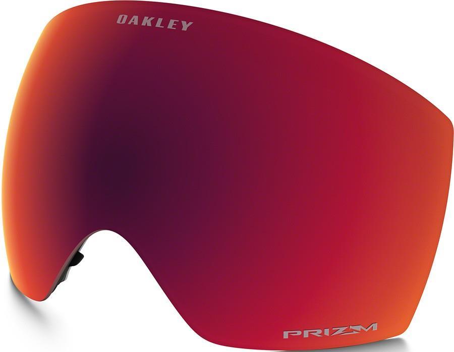 Oakley Flight Deck XL Snowboard/Ski Goggle Spare Lens, Prizm Torch