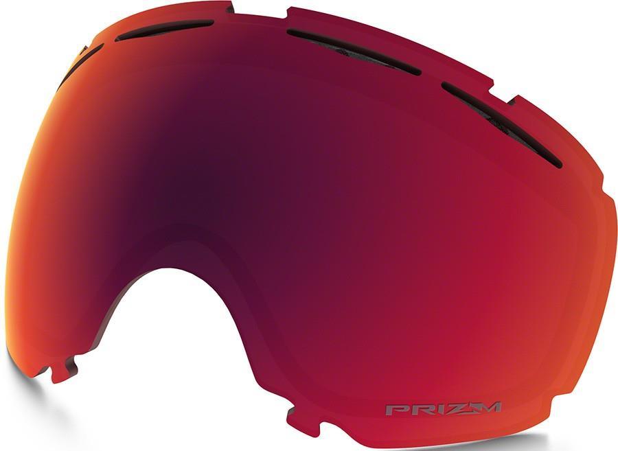 Oakley Canopy Snowboard/Ski Goggles Spare Lens One Size Prizm Torch