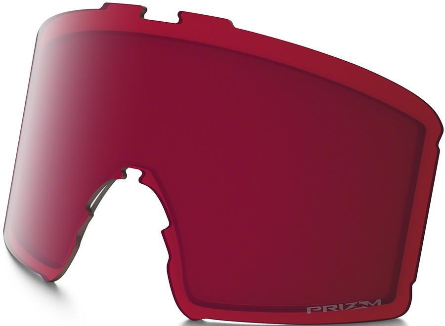 Oakley Line Miner XL Snowboard/Ski Goggle Spare Lens, Prizm Rose
