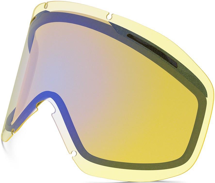 Oakley O2 XL Snowboard/Ski Goggle Spare Lens One Size HI Yellow