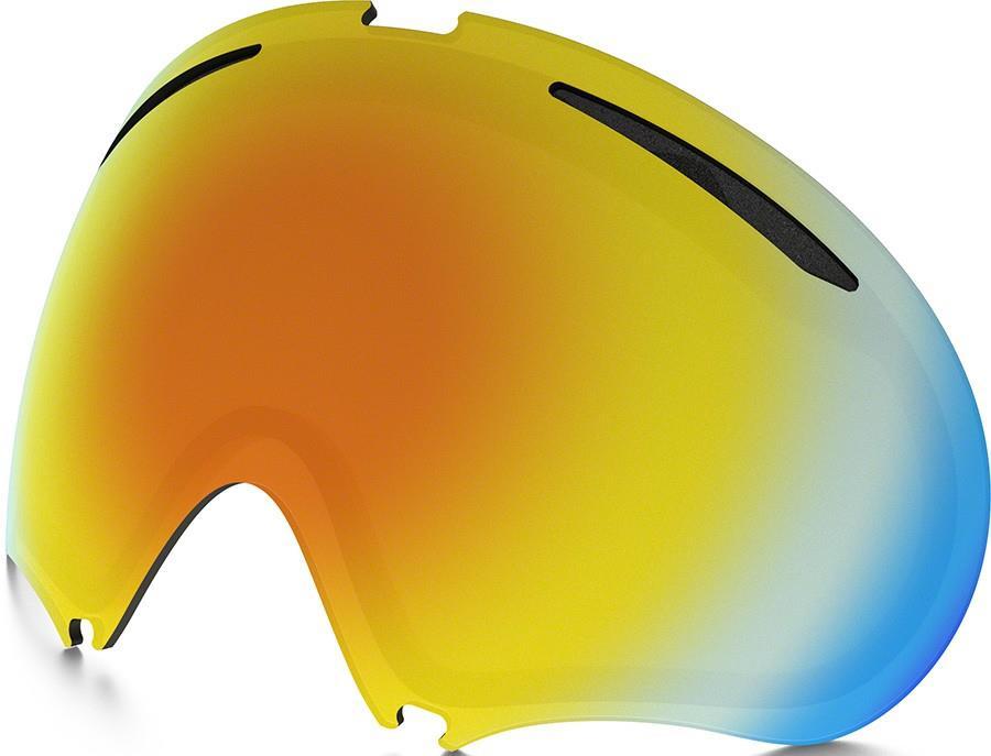 Oakley A Frame 2.0 Snowboard/Ski Goggle Spare Lens Fire Iridium