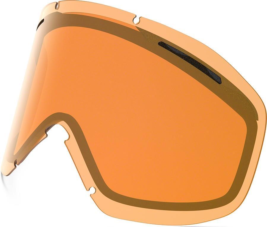 Oakley O2 XM Snowboard/Ski Goggle Spare Lens One Size Persimmon