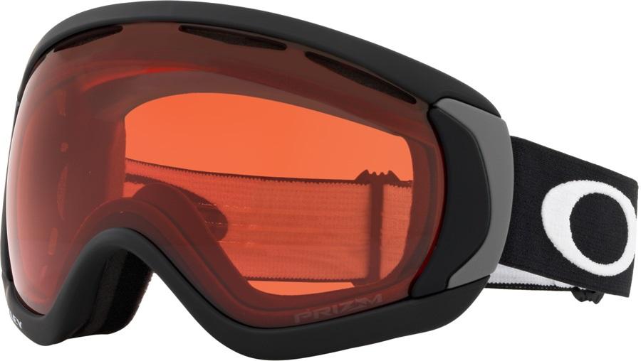 Oakley Canopy Ski/Snowboard Goggles L Matte Black Prizm Rose