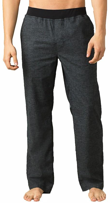 Prana Adult Unisex Vaha Rock Climbing/Yoga Trousers, Xs Black