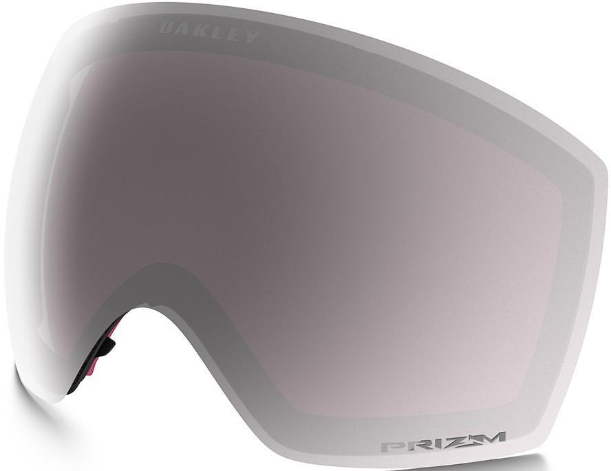Oakley Flight Deck XL Snowboard/Ski Goggle Spare Lens, Prizm Black