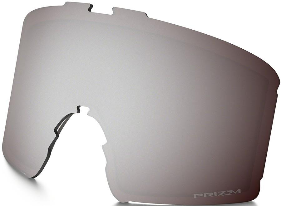 Oakley Line Miner XM Prizm Snowboard/Ski Goggle Spare Lens, Black