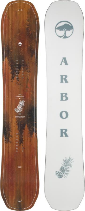 Arbor Swoon Women's Reverse Camber Snowboard 148cm 2021