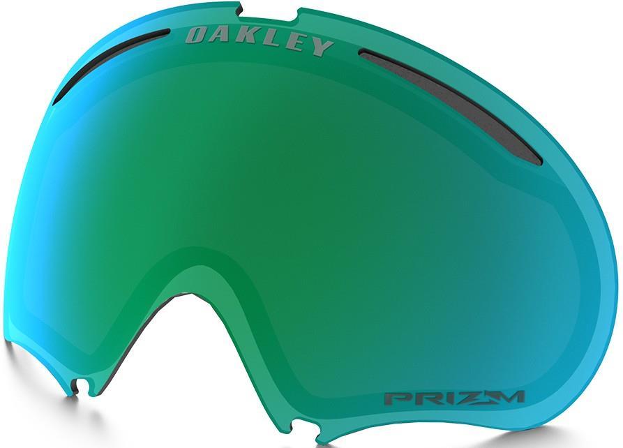 Oakley A Frame 2.0 Snowboard/Ski Goggle Spare Lens, Prizm Jade Iridium