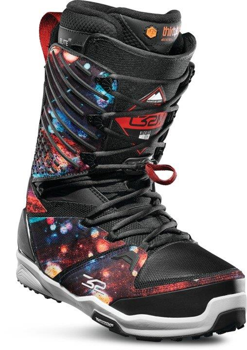 thirtytwo Mens 3xd Men's Snowboard Boots, Uk 8 Black/Print 2021