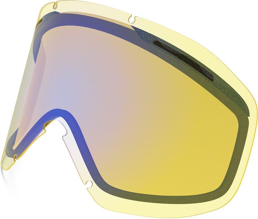 Oakley O2 XM Snowboard/Ski Goggle Spare Lens One Size H.I. Yellow