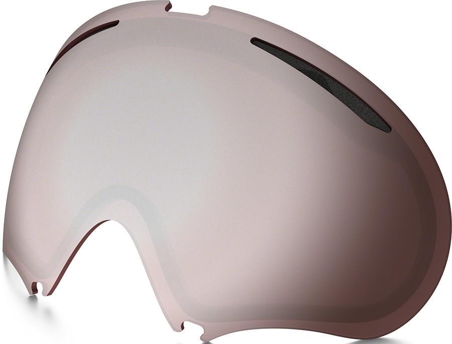 Oakley A Frame 2.0 Snowboard/Ski Goggle Spare Lens, Black Rose Iridium
