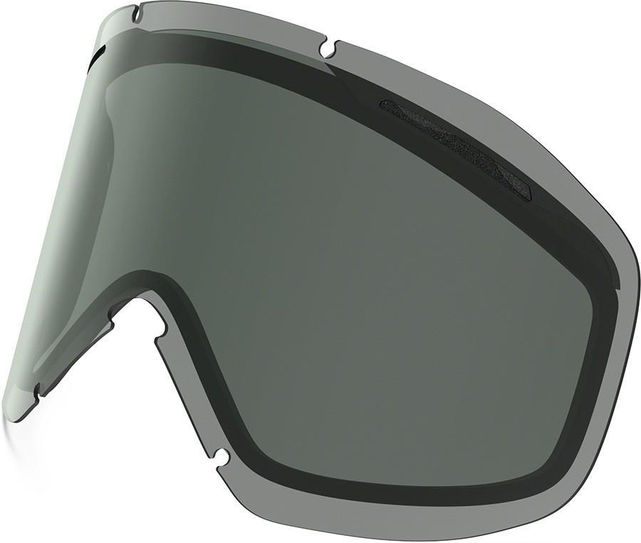 Oakley O Frame 2.0 PRO XL Snowboard/Ski Goggle Spare Lens, Dark Grey