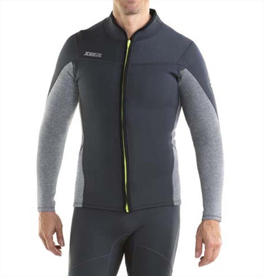 Jobe Toronto 2mm Wetsuit Jacket, M Grey 2021