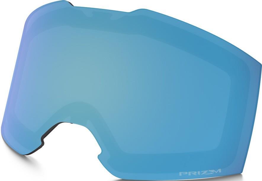 Oakley Fall Line XM Snowboard/Ski Goggle Spare Lens, Prizm Sapphire