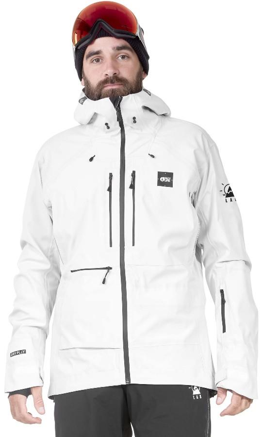 Picture Welcome 3L Ski/Snowboard Jacket, XL White