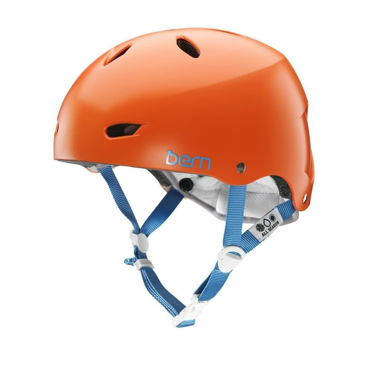 Bern Brighton H2O Ladies Watersports Helmet, M Orange