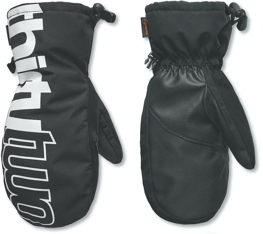thirtytwo Corp Ski/Snowboard Gloves, L/XL Black/White