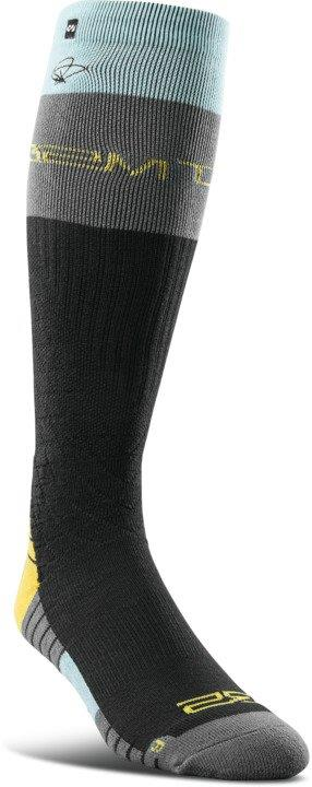 thirtytwo Signature Merino Snowboard/Ski Socks, S/M Black