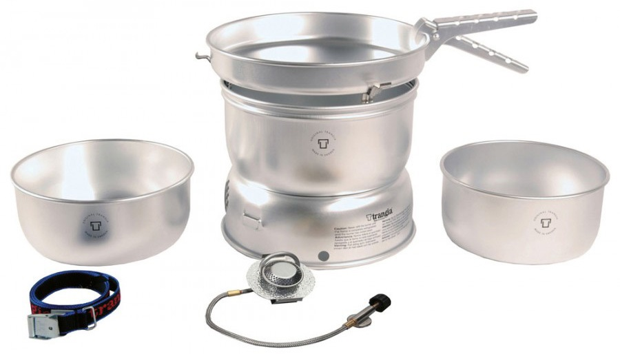 Trangia 27-1 Ul Gb Camping Stove & Cookware, Os Grey
