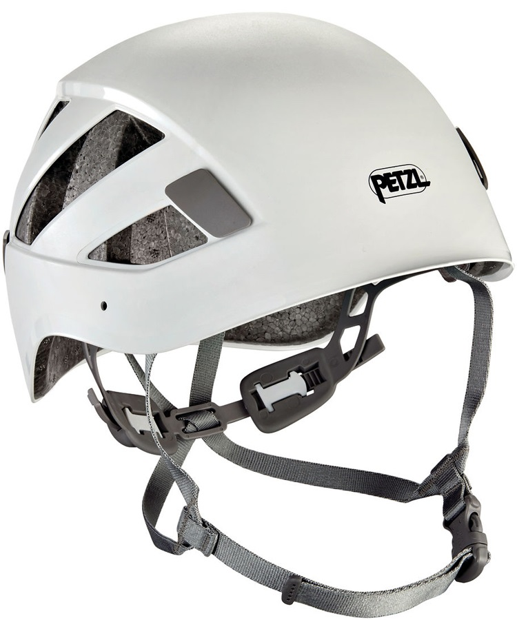 Petzl Adult Unisex Boreo Via Ferrata/Rock Climbing Helmet, M/L White