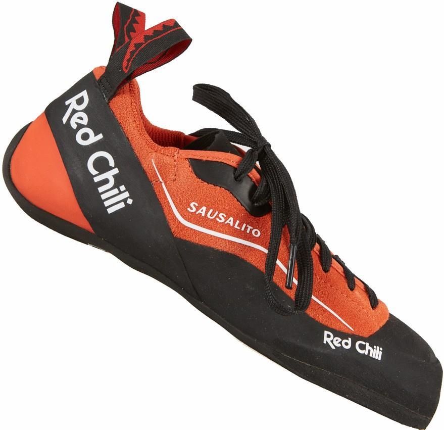 Red Chili Sausalito IV Rock Climbing Shoe UK 5.5 | EU 38.5 Glowing Red