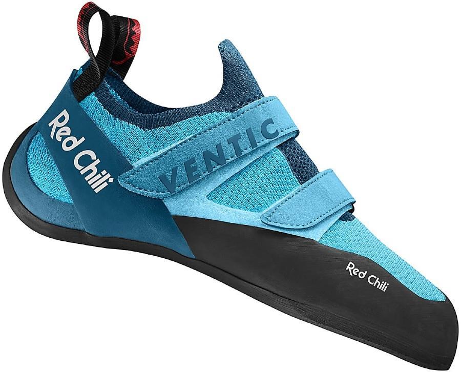 Red Chili Adult Unisex Ventic Air Rock Climbing Shoe, Uk 7.5 | Eu 41 Blue