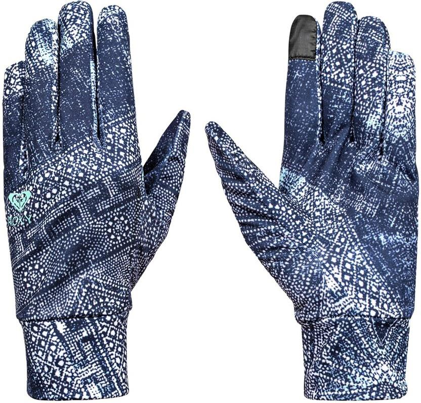 Roxy Polartec Liner Women's Snowboard/Ski Gloves, XL Peacoat Avoya