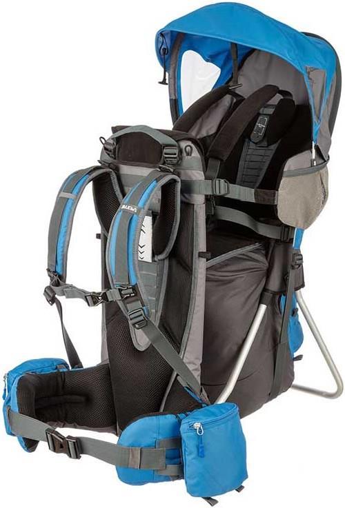 Salewa Koala 2 Child Carrier Backpack, One Size Royal Blue
