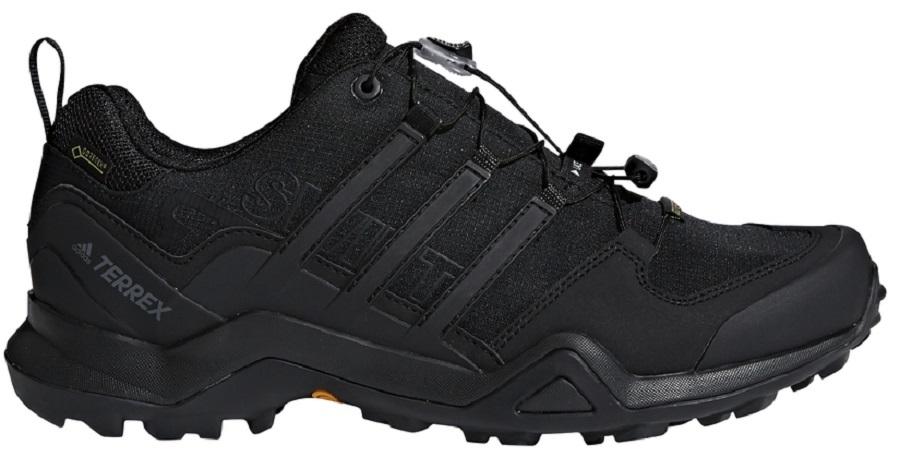 Adidas Terrex Swift R2 GTX Gore-Tex Walking Shoes, UK 11, Core Black